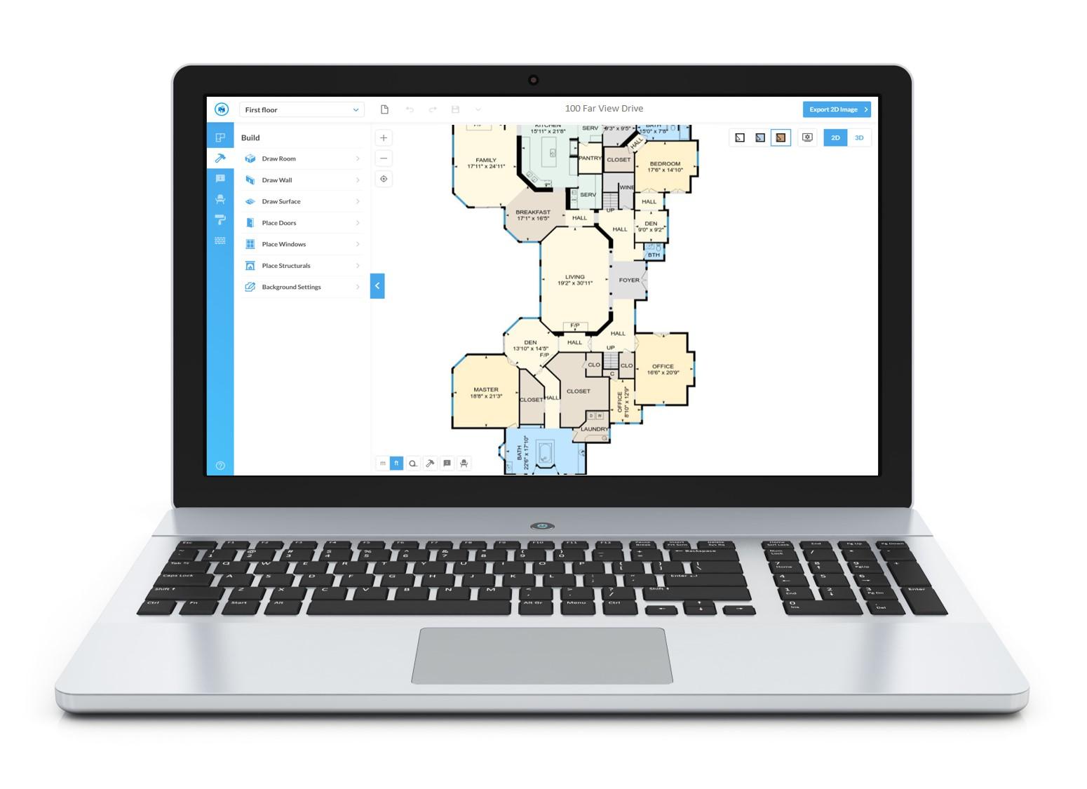 100farview-Floorplanner-iGuide