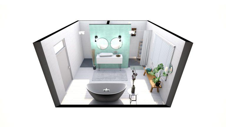 Floorplanner-bathroom